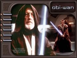 Movie Wallpaper - Star wars Obiwan
