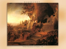 Art Wallpaper - Rembrandt