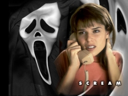 Movie Wallpaper - Scream