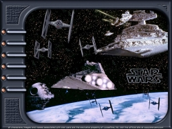 Space Wallpaper - Star wars space