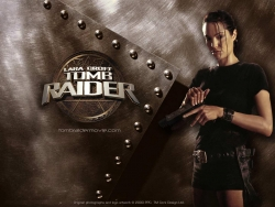 Movie Wallpaper - Tomb raider