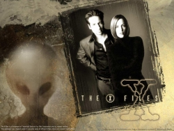 Movie Wallpaper - The X-files