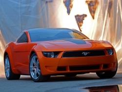Car Wallpaper - Ford Mustang Giugiaro