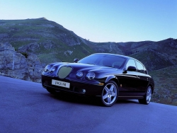 Car Wallpaper - Jaguar S typeR