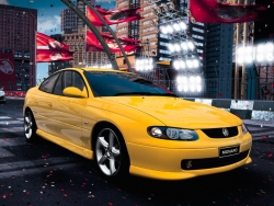 Car Wallpaper - Holden Monaro