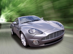 Car Wallpaper - Aston Martin Vanquish