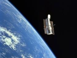 Space Wallpaper - Space telescope