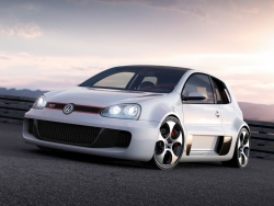 Car Wallpaper - Volkswagen GTI W12