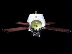 Space Wallpaper - Mariner Spacecraft