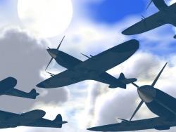 Military Wallpaper - WW2 Aircraft