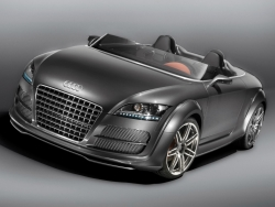 Car Wallpaper - Audi TT club sport