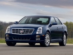 Car Wallpaper - Cadillac STS