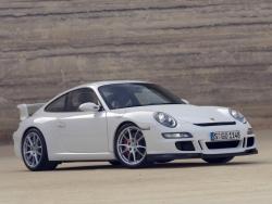 Car Wallpaper - Porsche 911 GT3