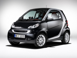 Car Wallpaper - Smart fortwo coupe passion