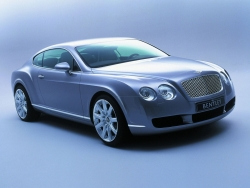 Car Wallpaper - Bentley Continental GT