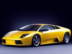 Car Wallpaper - Lamborghini Murcielago