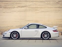 Car Wallpaper - Porsche 911 GT3 2007