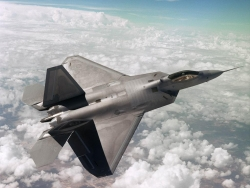 Military Wallpaper - F 22 - Raptor