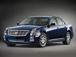 Car Wallpaper - Cadillac STS 2008