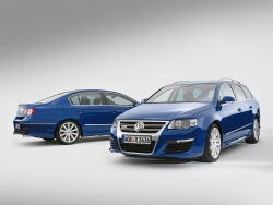 Car Wallpaper - Passat R36
