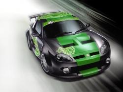 Car Wallpaper - MGF X Power