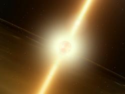 Space Wallpaper - Star Burst