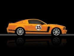 Car Wallpaper - Saleen 302