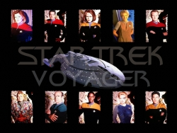 Funny Wallpaper - Star trek voyager