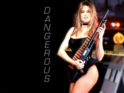Sexy Wallpapers & Pictures - Dangerous Anna