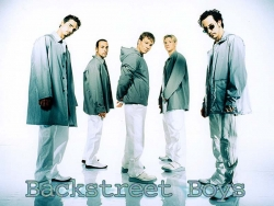 Music Wallpaper - Backstreet boys