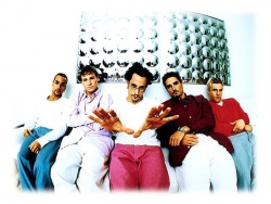 Music Wallpaper - Backstreet back