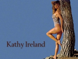 Model Wallpaper - Kathy Ireland