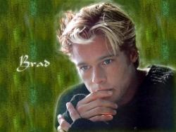 Celebrity Wallpaper - Brad