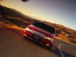 Car Wallpaper - Red S70
