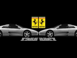 Car Wallpaper - Ferrari F355