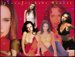 Celebrity Wallpaper - Jenifer Love Hewitt
