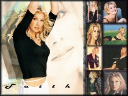 Celebrity Wallpaper - Faith Hill