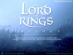Movie Wallpaper - The lord of the ring 2