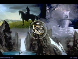 Movie Wallpaper - The lord of the ring 3