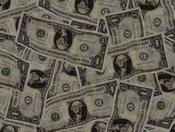 Photograph Wallpaper - One dollar