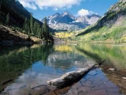 Landscape Wallpaper - Romantic valley
