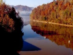 Landscape Wallpaper - Quite riverside