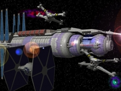 Space Wallpaper - Space satellite
