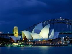 Landscape Wallpaper - Sydney Opera