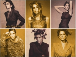 Model Wallpaper - Cindy Crawford