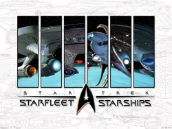 Space Wallpaper - Starship