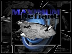 Space Wallpaper - Maximum Defiant