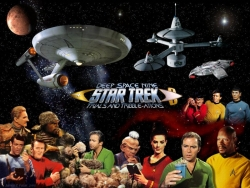 Movie Wallpaper - Deep space nine