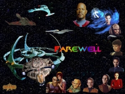 Movie Wallpaper - Star trek - Farewell