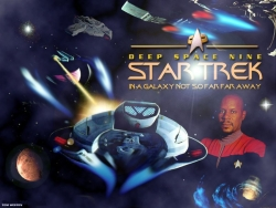Movie Wallpaper - Star trek - In a galaxy